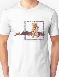 Teddy Bear Smackdown Unisex T-Shirt