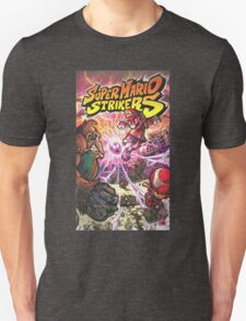Super mario strikers Cover Unisex T-Shirt