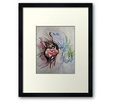 Attachment (Original)  Framed Print