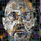 Chuck Close by Russell Pierce
