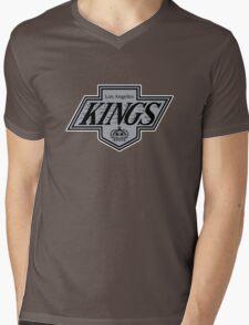 los angels kings Mens V-Neck T-Shirt