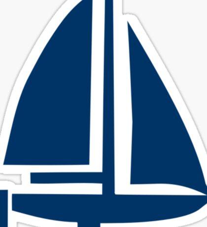 Sailing boat Sticker