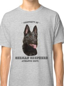 German Shepherd Athletic Dept. Classic T-Shirt