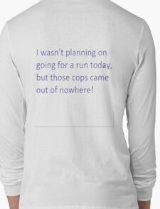 Running Long Sleeve T-Shirt