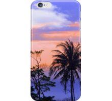 tropical 7 iPhone Case/Skin