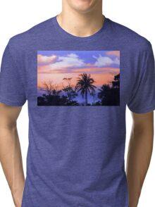 tropical 7 Tri-blend T-Shirt