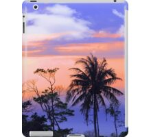 tropical 7 iPad Case/Skin