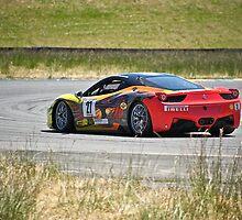 F458 Ferrari Italia II by DaveKoontz