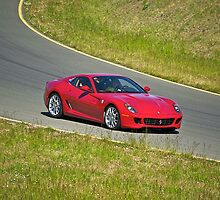 Ferrari California II by DaveKoontz