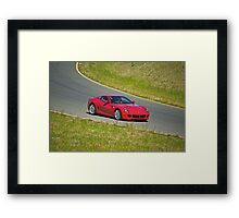 Ferrari California II Framed Print