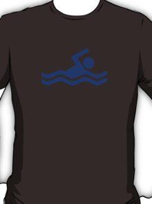 Swimming swimmer T-Shirt