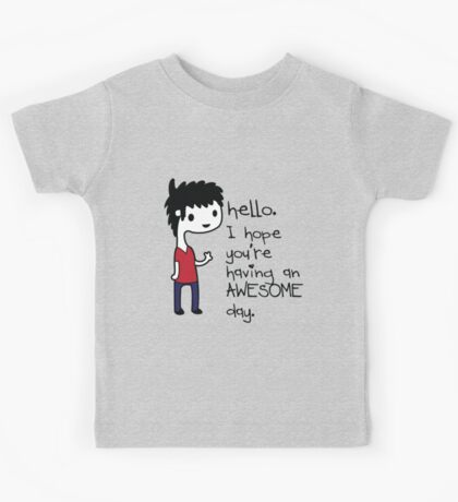 Awesome Day Kids Tee