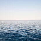 Sea and sky by David Isaacson