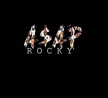 A$AP Rocky Phone Case by briexboom