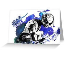 Gollum. Greeting Card