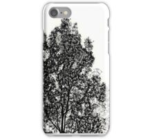 ©DA Monochrome I iPhone Case/Skin