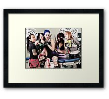 Operating Theatre Framed Print
