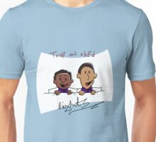 Troy and Abed Nights Unisex T-Shirt