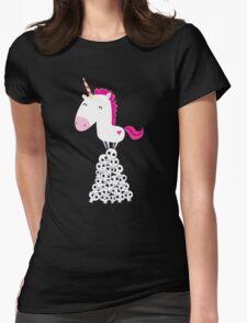 Killer Unicorn Womens Fitted T-Shirt