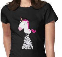 Killer Unicorn Womens Fitted T-Shirt