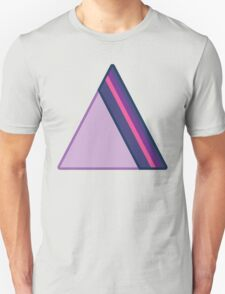 MLP Twilight Sparkle Hipster Triangle T-Shirt