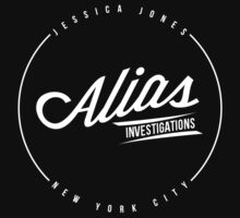 Alias Investigations by SallyDiamonds