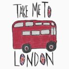 Take Me To London by Crystal Friedman
