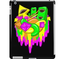 Neon Shapes iPad Case/Skin