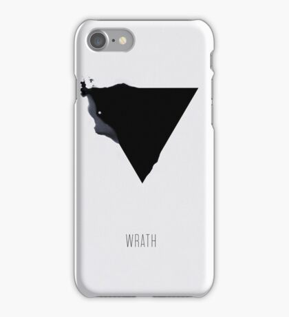 Wrath. iPhone Case/Skin