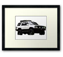 Toyota 4Runner '95 Framed Print