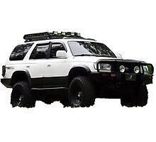 Toyota 4Runner '95 Photographic Print