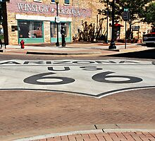 Winslow, Arizona by gillcrow