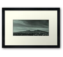 ©HCS Monochrome IV Framed Print