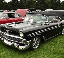 1956 Chevy Belair by BLAKSTEEL