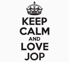 Keep Calm and Love JOP Kids Clothes