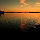 100 Mile Lake 2 by tobiundsimmi
