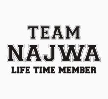 Team NAJWA, life time member Kids Clothes