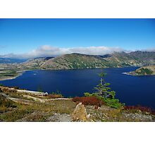 Spirit Lake, Washington Photographic Print