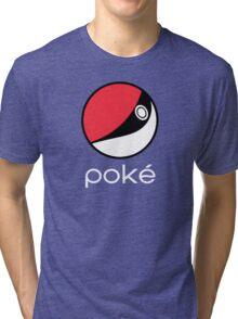 Poke-cola Tri-blend T-Shirt