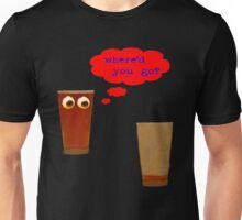 2 pints of beer Unisex T-Shirt