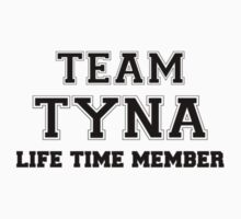 Team TYNA, life time member Kids Clothes