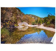 Lost Maples State Natural Area II Poster