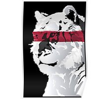 Wild in Red Poster