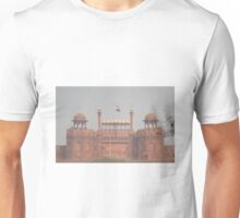 "Red Fort ""Lal Quila"" India... Unisex T-Shirt"