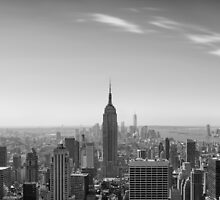 New York City - Empire State Building Panorama - 2015 Edition by thomasrichter