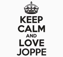 Keep Calm and Love JOPPE Kids Clothes