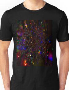 Snowflake Sparkle Unisex T-Shirt