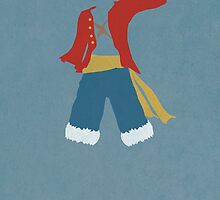 Monkey D Luffy by jehuty23