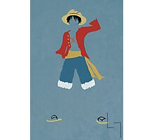 Monkey D Luffy Photographic Print