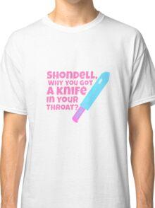 RIP Shondell Classic T-Shirt